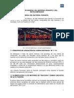 DESCRIPCIÓN GENERAL DEL MATERIAL RODANTE Y DEL MOTOCOMPRESOR