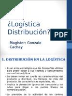 5.- Distribución