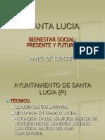 Ayuntamiento Santa Lucia Foro de Debate 2013 Bienestar Social Presente y Futuro