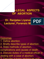 medico-legal  aspects  of  abortion
