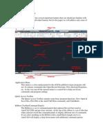 AutoCAD 2013 Interface
