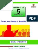 Charlas-N°-26-a-N°-50