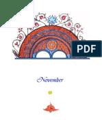 November Apolytikia