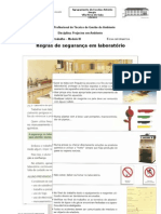F5 - segurança em laboratório