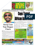 Street Hype Newspaper - May 19-30, 2013