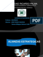 Tema 7 Alianzas Estrategicas