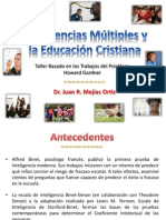 inteligenciasmultiplesylaeducacincristiana-120201143849-phpapp01