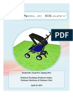 Stable Baby - Integrated Business Plan Text