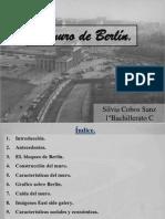 SILVIA COBOS SANZ -TRABAJO MURO DE BERLÍN