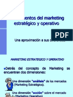 01 Fundamentos del Marketing estratégico y operativo