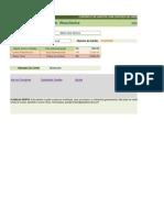 Planilha Controle Cartao de Credito