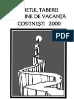 Caietul de Vacanta 2000