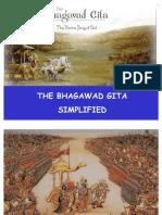 Bhagavad Gita Simplified