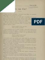 Reclams de Biarn e Gascounhe. - Yené 1920- N°1 (24e Anade)