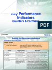 KPI Counters Cause Description