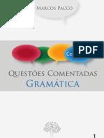 Português - Exercícios - Marco Pacco
