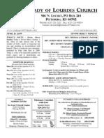 Bulletin Apr 19