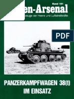 Waffen.arsenal.181.Panzerkampfwagen.38(t).Im.einsatz