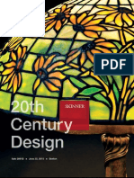 20th Century Design | Skinner Auction 2661B