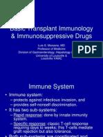 Basic Transplant Immunology