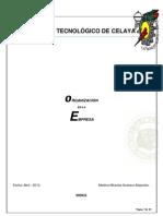 Administración - Organización