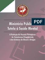 Cartilha - Ministério Público e Tutela à Saúde Mental