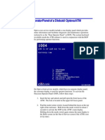 Manual Para Diebold Opteva ATM