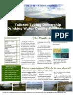dwqp community newsletter appendix