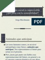 sostenibilidad riechmann