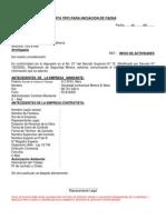 01 - Formato Inicio Actividad Contratista