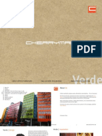 Crest Office Verde Brochure