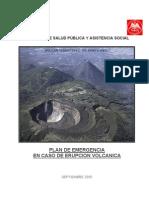Plan de Emergencia VSA