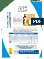 Filtro Prensa MOD FMV-CE