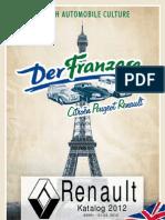 Renault 16 spare parts