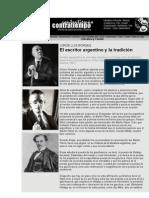 Borges y La Tradicion