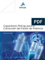 Capacitores PhiCap para la Corrección del Factor de Potencia.pdf