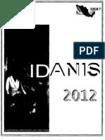 IDANIS 2012