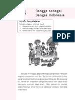 4. Bangga Sebagai Bangsa Indonesia