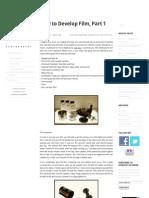 How to Develop Film, Part 1   Horatio Carney.pdf