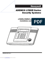 Ademco Lynxr Series