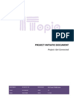project initiatie document