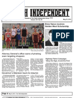 Faith Independent, May 29, 2013