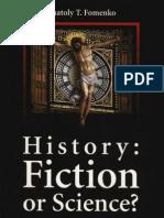 Anatoly Fomenko - History Fiction or Science? (III)