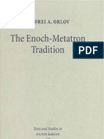 Enoch Metatron Tradition