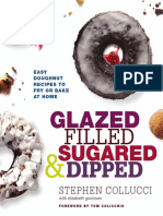 Recipes from Glazed, Filled, Sugared & Dipped by Stephen Collucci with Elizabeth Gunnison