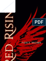 RED RISING by Pierce Brown, Excerpt