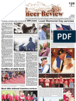 Pioneer Review, May 30, 2013