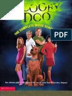 Scooby Doo the Complete Movie Scrapbook