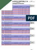 Catálogo Náutico CP - 20120813