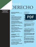 Revista de Derecho U Montevideo Año X (2011). Nº 19